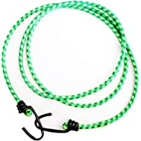 VNC High Strength Stretchable Elastic Rope/Bungee Cord for Hanging Clothes, Tying Behind Bikes etc (Size- 2m…