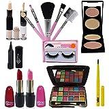 SWIPA Festive Budget Makeup Care Combo-3652(Pack of 9)