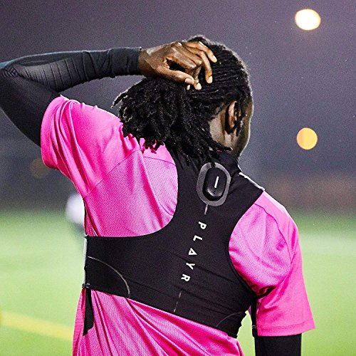 C CATAPULT PLAYR - Football GPS Tracker Vest and App Track and Improve Your Game - for iPhone and Android  L