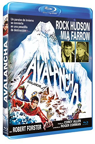 Avalancha (1978) [Blu-ray] 61mj3QW0 aL