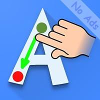Scrivere ABC Imparare alfabeti - AdFree