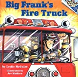 Big Frank's Fire Truck (Pictureback(R)) by Leslie McGuire (1996-10-08)