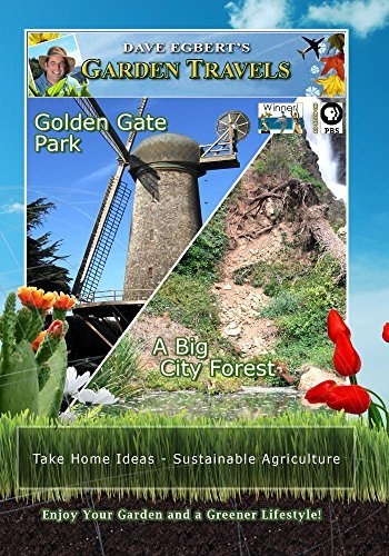 Preisvergleich Produktbild Garden Travels Golden Gate Park A Big City Forest by Mark Morro
