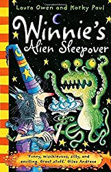 Winnie's Alien Sleepover by Laura Owen (2015-08-06)
