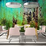 murando - Fototapete 350x256 cm - Vlies Tapete - Moderne Wanddeko - Design Tapete - Wandtapete - Wand Dekoration - loft Beton Textur f-B-0093-a-a
