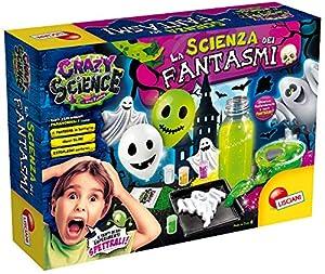 Lisciani Giochi Crazy Science Laboratorio la Ciencia de los Fantasmas,, 73078