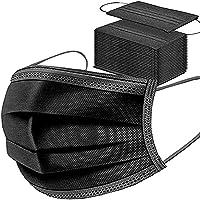 SYMTEX 100 Stück Mundschutzmasken Masken 3-lagig Mundschutz Gesichtsmaske Einwegmaske mund und nasenschutz