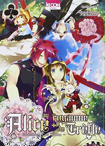 Alice au royaume de Trèfle T07 (07) par Quinrose