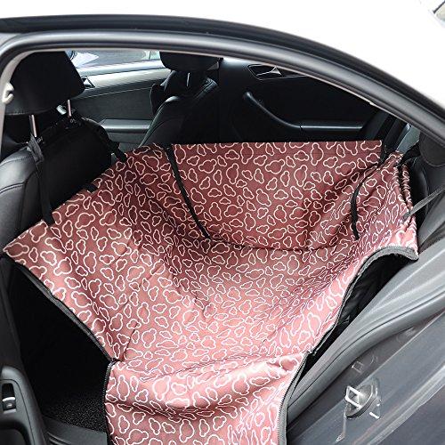 Hundedecke Auto – Autoschondecke für Hunde – wasserfestes, hochwertiges Material – schützt Ihre Autositze vor Schmutz und Tierhaaren