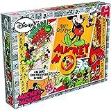 Disney Mickey Mouse Retro Jigsaw Puzzle (1000 Pieces)