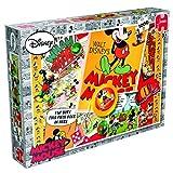 Rétro Disney Mickey Mouse Puzzle (1000 pièces)