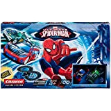 Auto-Schaltung Ultimate Spider-Man vs Green Goblin Carrera Racing NEW 2.4m 95cm / 47cm