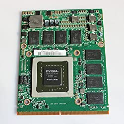 HP Lenovo NVIDIA Quadro FX 2800M 1GB Laptop PC Video Graphic Card 505986-001