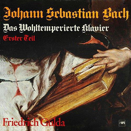 Das wohltemperierte Klavier 1: Prelude No. 1 in C Major, BWV 846