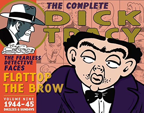 Complete Chester Gould's Dick Tracy Volume 9 (Complete Dick Tracy) por Chester Gould