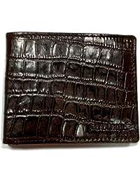 Satyapaul Premium Leather Wallet - Brown