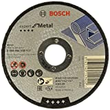 Bosch 2 608 600 318 - Disco de corte recto Expert for Metal - A 30 S BF, 115 mm, 2,5 mm (pack de 1)