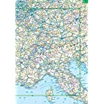 2020 Philip's Big Road Atlas Europe: (A3 Spiral binding) (Philip's Road Atlases) 17