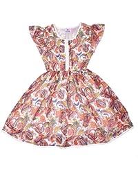 PRAKUM Girl's A line Dress