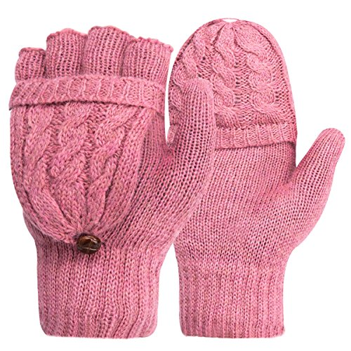 Women's Gloves Thermal Heat Mitt...