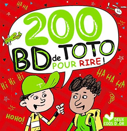 200 BD de Toto pour rire