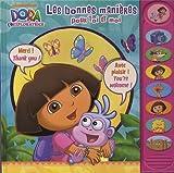 Dora l'exploratrice - Les bonnes manières pour toi et moi