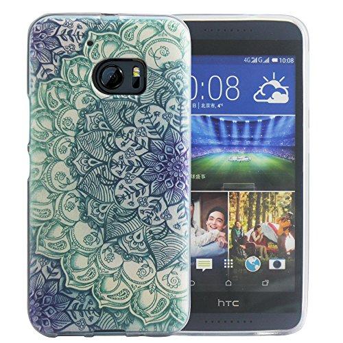 Dooki, HTC 10 Custodia, Difficile Aspro [Grande Impatto] [Molto Resistente]