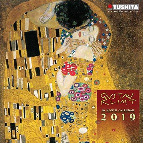 Gustav Klimt 2019 Mini Calendar