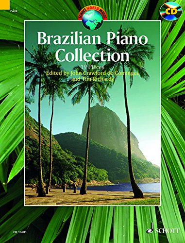Brazilian Piano Collection +CD --- Piano
