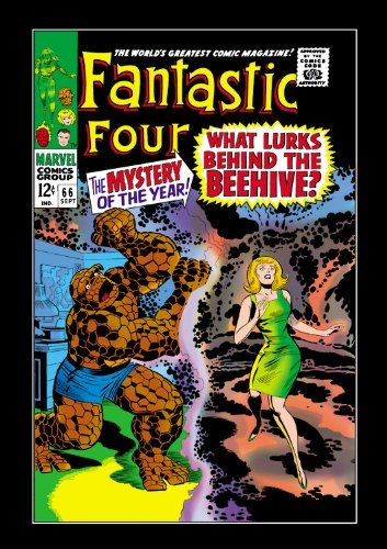 Marvel Masterworks: The Fantastic Four Volume 7 (Marvel Masterworks Fantastic Four (Quality)) by Stan Lee (9-Nov-2011) Paperback