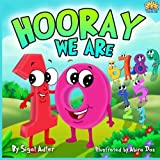 Hooray We Are 10 by Sigal Adler (2016-03-05)