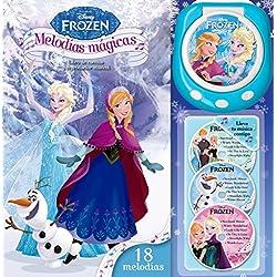 Frozen. Melodías mágicas: Libro de cuentos y reproductor musical (Disney. Frozen)