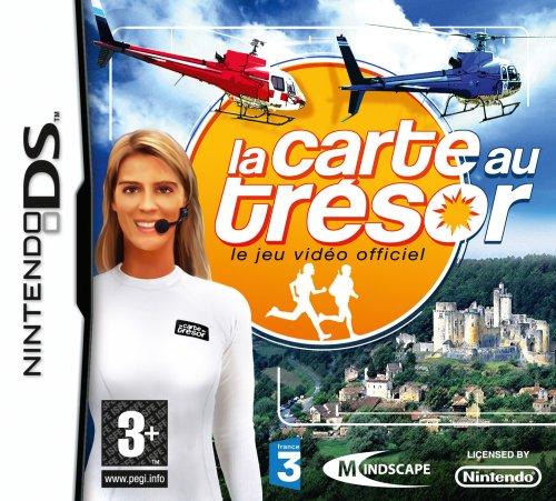 LA CARTE AU TRESOR DS JX TV