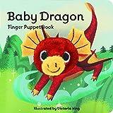 Baby Dragon: Finger Puppet Book (Little Finger Puppet Board Books)