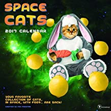 Cal 2017 Space Cats