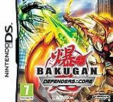 Bakugan Battle Brawlers: Defender of the Core (Nintendo DS)