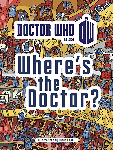 Price comparison product image Doctor Who: Where's the Doctor