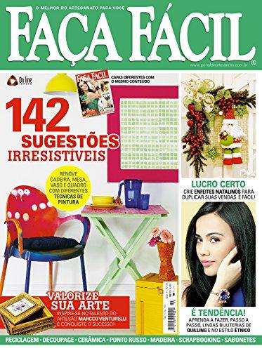 Faça Fácil 53 (Portuguese Edition) por On Line Editora