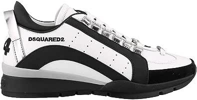 DSQUARED2 Sneakers 551 in Pelle e camoscio, 41.5