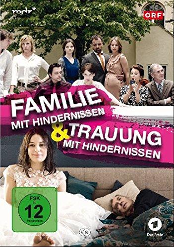 Familie mit Hindernissen / Trauung mit Hindernissen [2 DVDs]