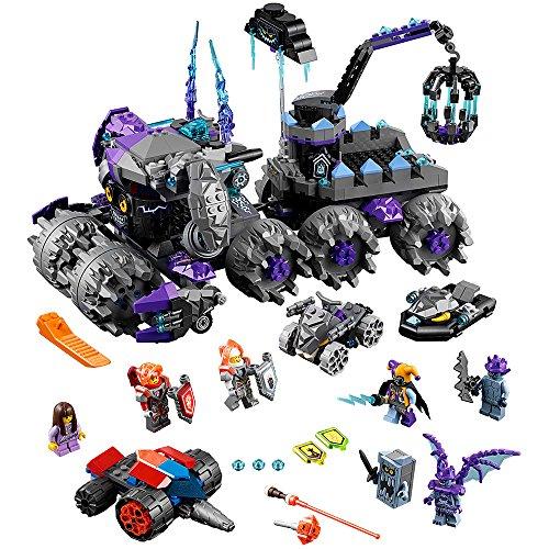 Knight Nexo Meilleurs D'août 2019 Lego Les Zaveo xsBQdCtrho