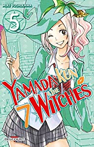 Yamada Kun & the 7 Witches Edition simple Tome 5