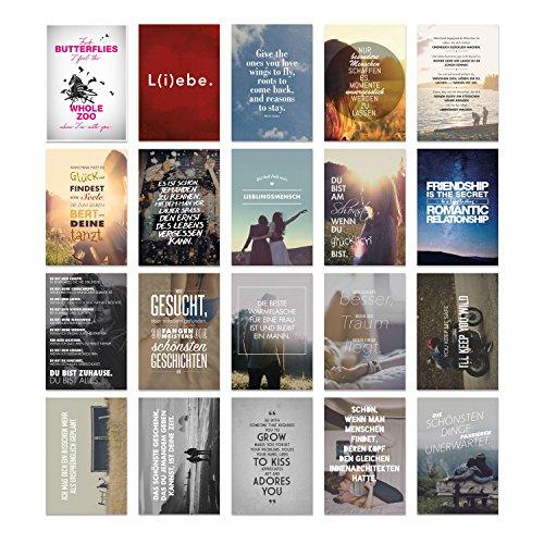 Postkarte Bestseller