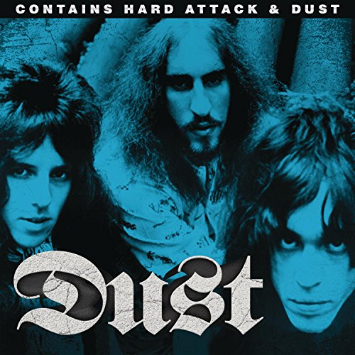 Dust: Dust/Hard Attack (Audio CD)