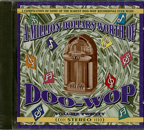 V.20 Million Dollars Of Doowop (UK Import)