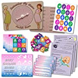 Baby Shower Party Games - 3 GAMES - 20 players #PC