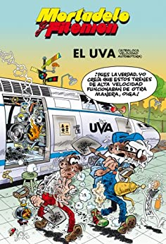 Mortadelo y Filemón. El UVA (LA TRAMA) de [Ibáñez, Francisco]