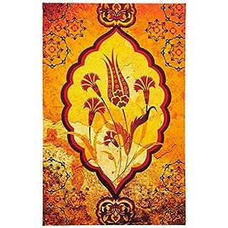 Group Asir LLC 4570IACT - 59 Decorative Led Shining Light Painting Canvas, Multi-Colour