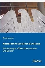 Mitarbeiter im Deutschen Bundestag Taschenbuch