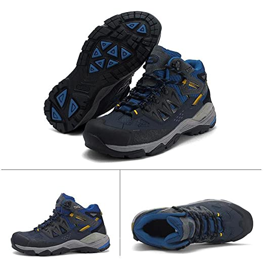 Mens spring outdoor hiking and climbing shoes durable non-slip breathable  and comfortable to wear: Amazon.co.uk: Sports & Outdoors